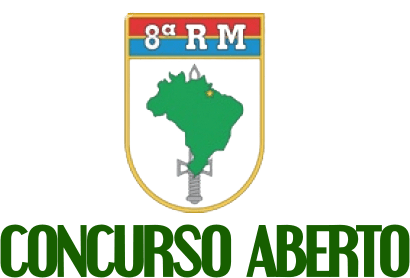 Concurso Exército 8ª Região informações, cargos, salários