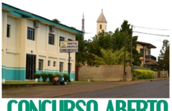 Prefeitura de Bela Vista do Toldo, em Santa Catarina, abriu novo concurso