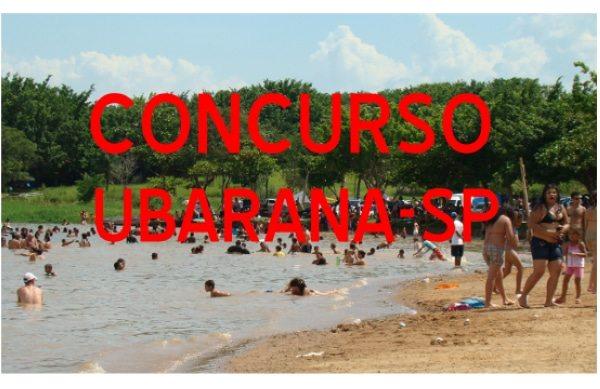 Prefeitura da cidade de Ubarana – SP divulga novo processo seletivo